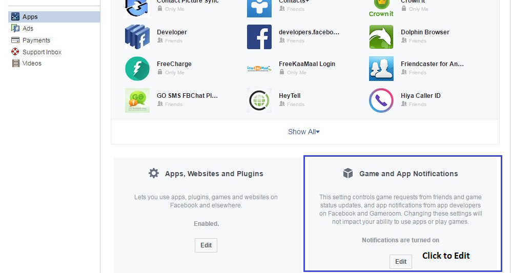 how to find sent requests on facebook app